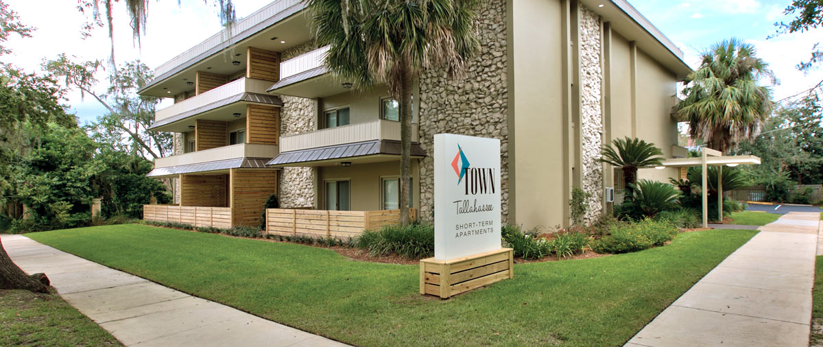 Town Tallahassee Apartments Short Term In Midtown For Rent